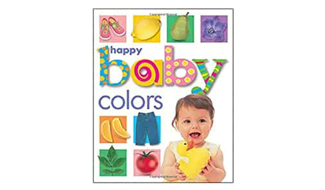 Happy Baby Colors