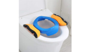 MultiWare Baby Travel Potty Chair 2 in 1 Toilet Training Seat