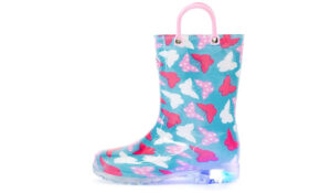 Outee Kids Light Up Wellies