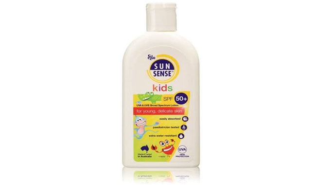 Sunsense Kids SPF 50+ lotion