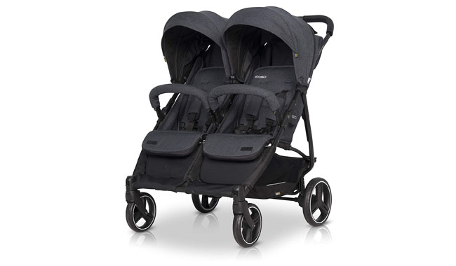 Baby T Domino Double Buggy