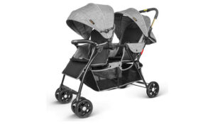 Besrey Double Buggy