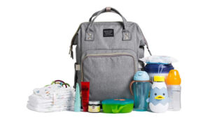 WATER HIGH Baby Nappy Changing Bag