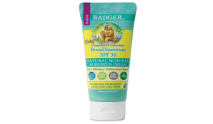 Badger SPF 30 Baby Sunscreen