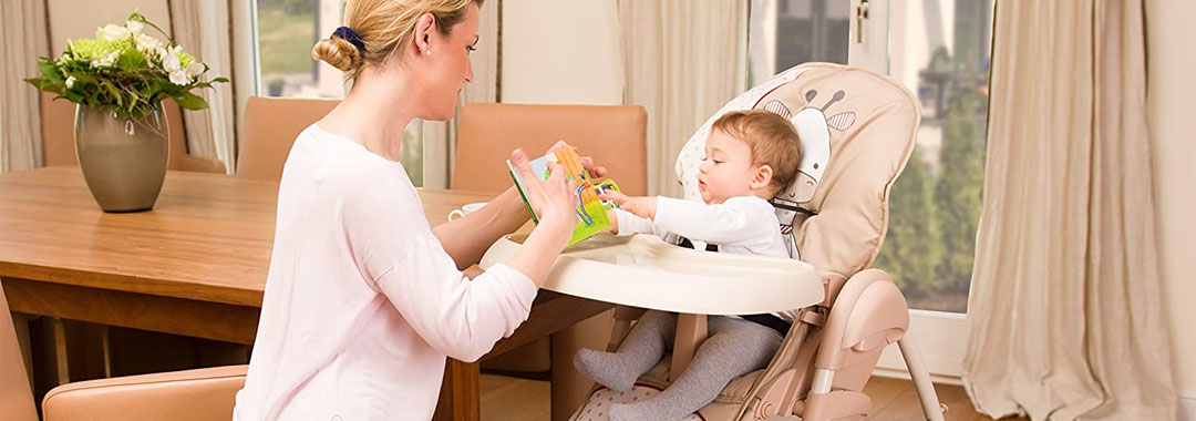 Best High Chairs UK Buyer Guide Image
