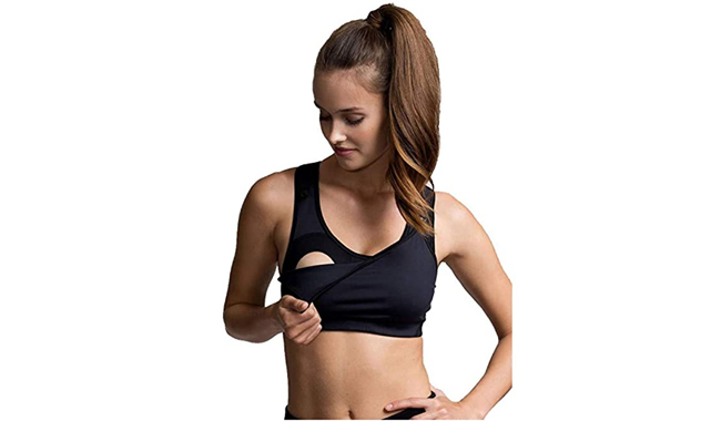 Boob High Impact Nursing Sports Bra