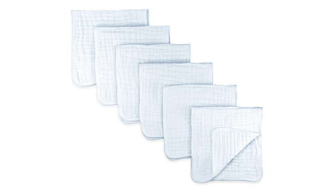 Comfy Cubs Muslin Burp Cloths