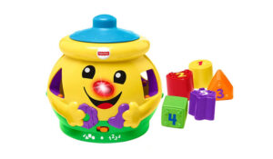 Fisher-Price Baby Cookie Shape Surprise