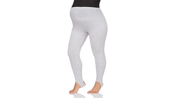 Futuro Fashion Maternity Stirrup Winter Leggings