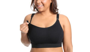 Gratlin Women's Full Support Plus Size Bra
