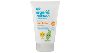 Green People Children Sun Lotion
