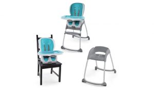 Ingenuity Trio 3-in-1 SmartClean High Chair