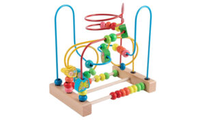 Jacootoys Toddlers Educational Abacus Toy