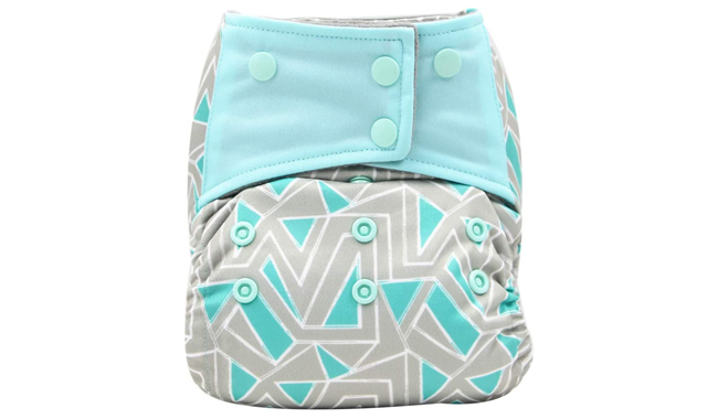 Jobebe All-in-One Reusable Cloth Diaper