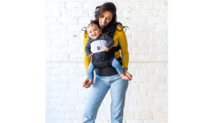 Lillebaby Complete Embossed 6 in 1 Backpack Carrier