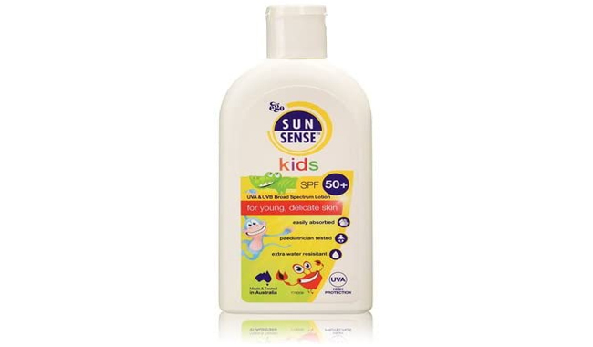 SunSense 276-4066 Kids UVA and UVB Sunscreen