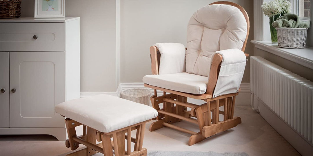The Best Nursing Chairs Banner Image
