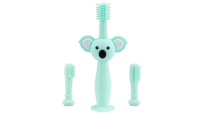 Vicloon 171 Baby and Toddler Toothbrush