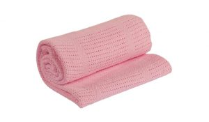 Adore Home Cellular Baby Blanket