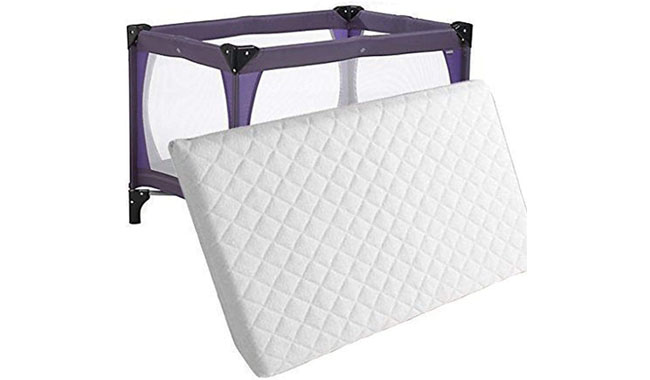 Baby Travel Cot Foam Mattress