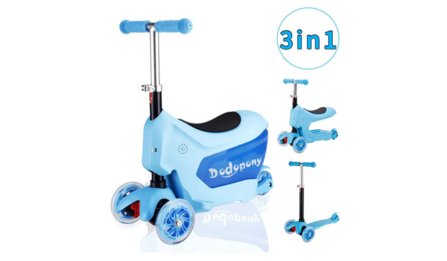 Baobë 3-In-1 Kids Scooters
