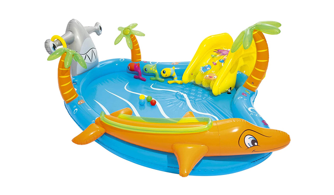 Bestway Inflatable Kids Water Play Center