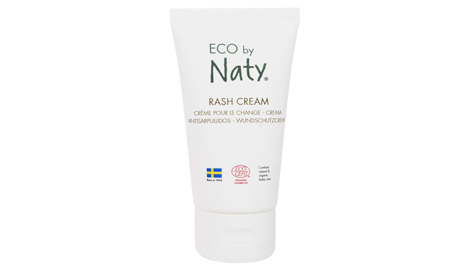 Eco By Naty Baby Nappy Rash Cream