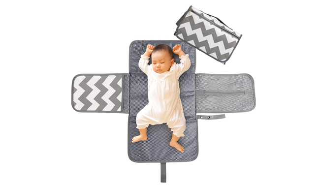 LEADSTAR Portable Nappy Changing Mat