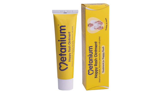 Metanium Nappy Rash Cream