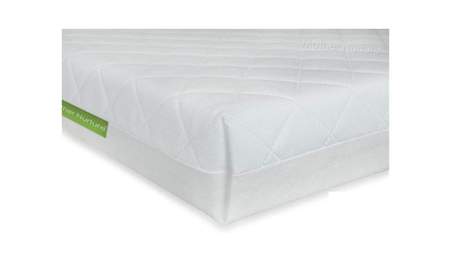 Mother Nurture Classic Eco Fibre Cot Bed