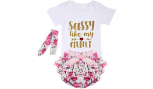 Puseky Infant Baby Clothes Set