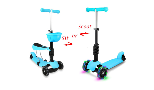 Stotoy Toddler Scooter