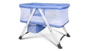 Besrey 2 in 1 Travel Cot Bassinet