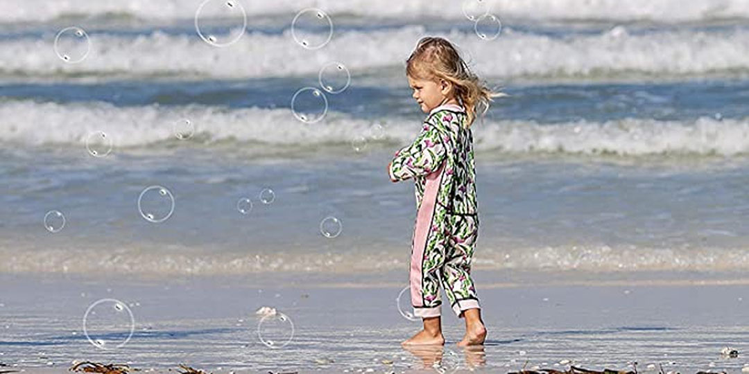Best Baby Wetsuit Banner Image