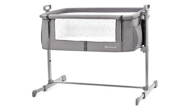 Kinderkraft 2-in-1 Cot with Mattress