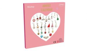 Mouttop Fashion Jewelry Advent Calendar