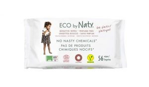 Naty Eco Unscented Baby Wipes