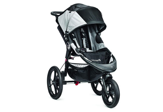 Baby Jogger Summit X3 Pushchair 550x380