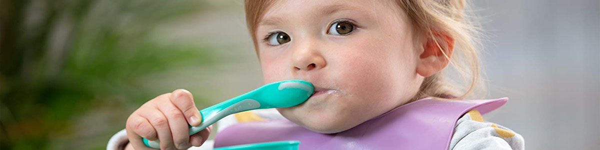 Best Baby Spoons Banner Image
