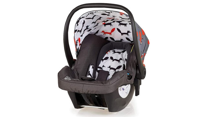 Cassato CT4005 Hold Mix 0+ Car Seat
