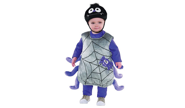 Christy's Baby Spider Costume