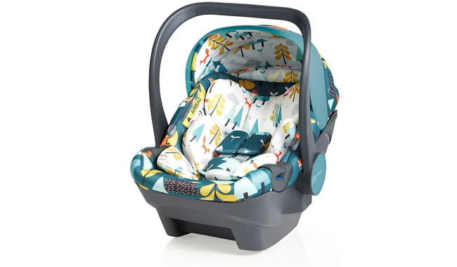 Cosatto CT3656 Foxtale Dock (i-Size) Baby Car Seat