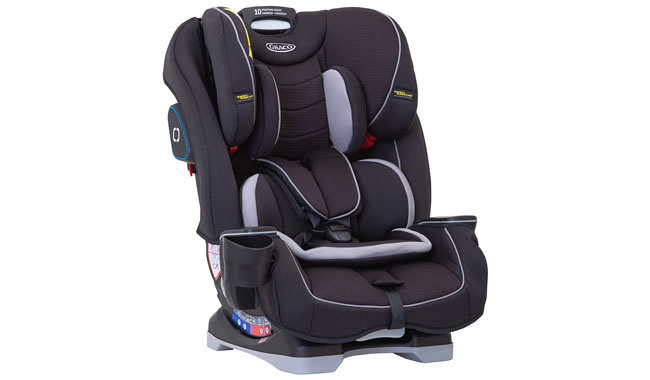 Graco Slimfit All-in-One Car Seat