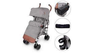 Ickle Bubba Baby Discovery Prime Stroller