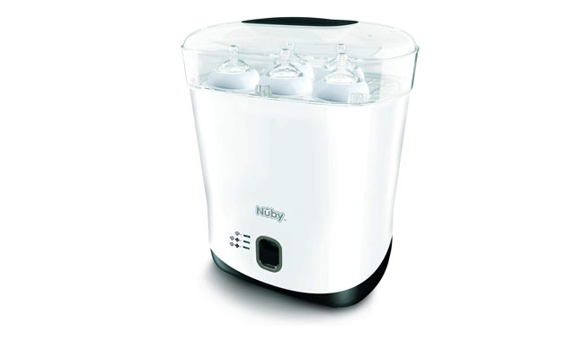 Nuby 99050 Natural Touch Steriliser