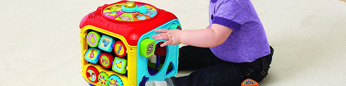 Best Baby Activity Centres Banner Image