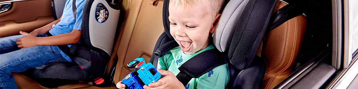 Best Car Seat for Tall Toddlers Banner Image