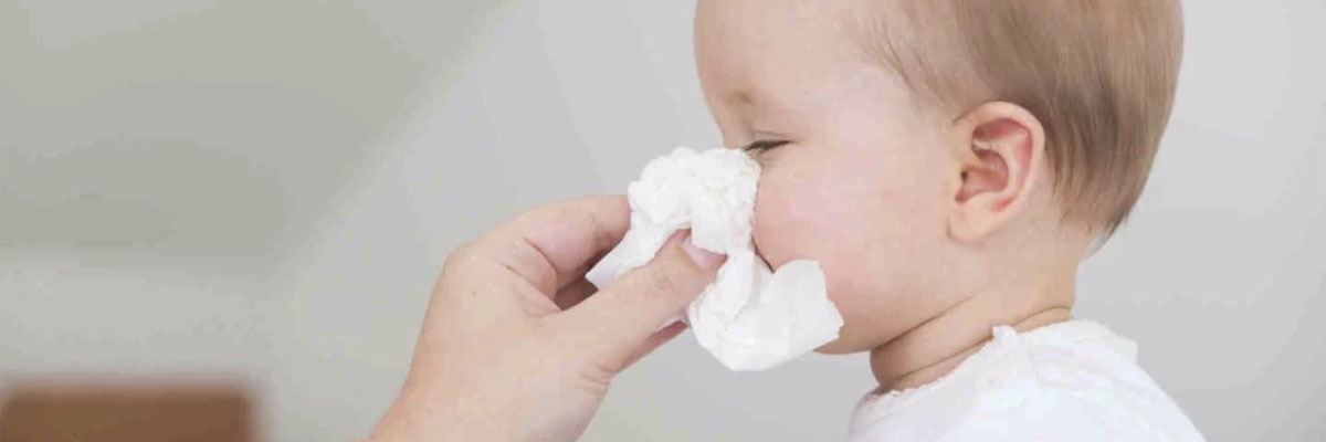 Can Babies Get Hay Fever Banner Image