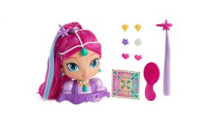Fisher Price Shimmer Styling Head