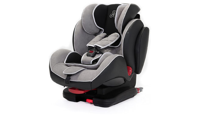 Ickle Bubba ISOFIX Car Seat